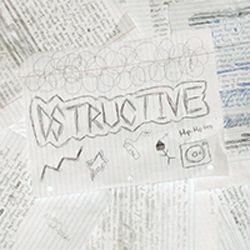 dstructive writers block album