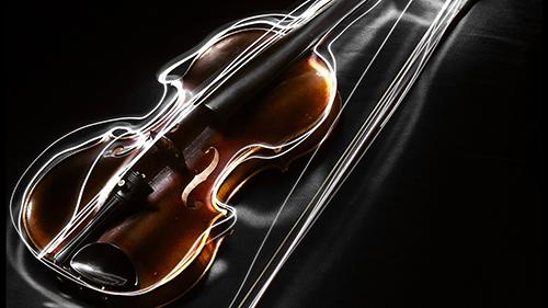 bow violin wallpaper