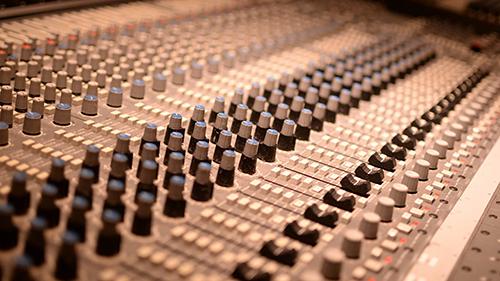 mixer wallpaper