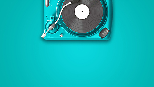 music player wallpaper