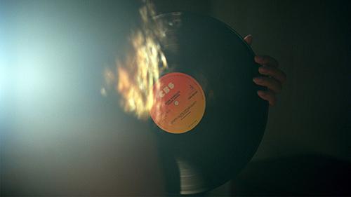 vinyl record wallpaper