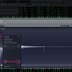 how to trim wav sample fl studio step 2