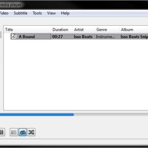 Edit mp3 files ID3 tags: screenshot 5