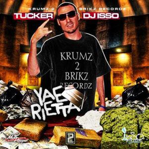 Tucker - Yae'rietta album cover