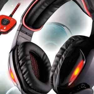 SADES SA902 7.1 channel USB wired gaming headset