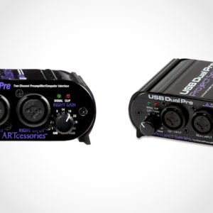 art usb dual preamp