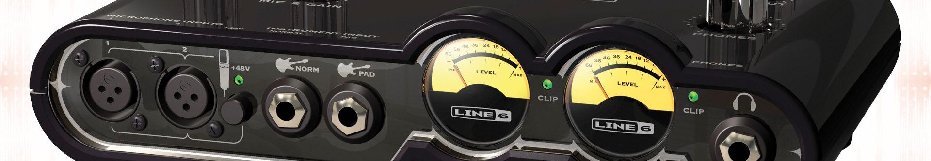Line 6 POD Studio UX2 USB