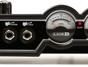 line 6 ux2 audio interface front