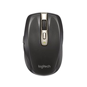 logitech anywhere mx mouse top view