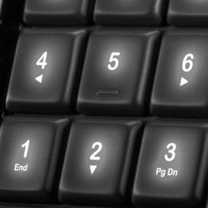 logitech k800 wireless illuminated keyboard keys