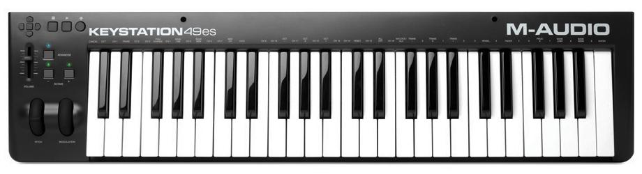 m-audio keystation 49 review